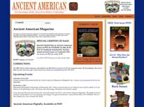 Ancient American (3rd generation) website